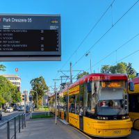 Passenger Information Display LED RGB