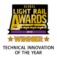 Global light rail awards - Technical innovation of the year