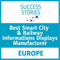 Best SmartCity & Railway Award