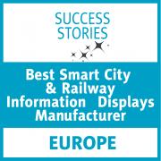 Dysten - Best Smart City & Railway Information Displays Manufacturer