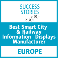Dysten - Best Smart City & Railway Information Displays Manufacturer